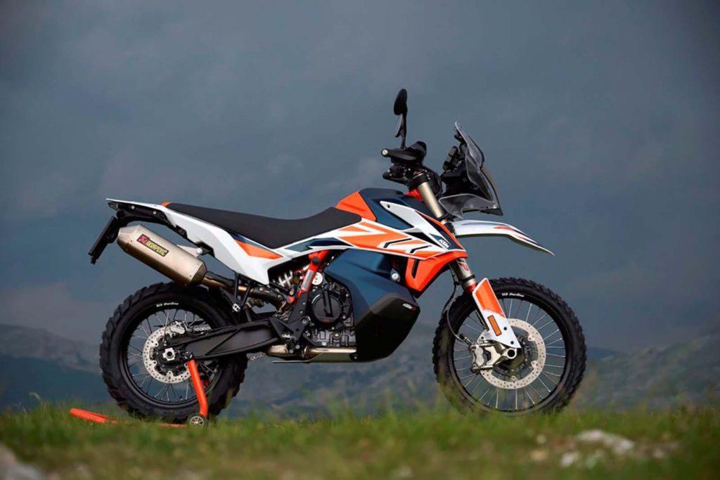 Представлен KTM 790 Adventure R Rally 2020_2