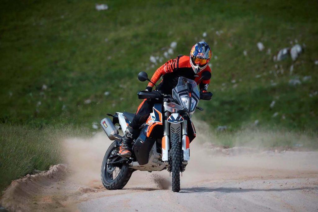 Представлен KTM 790 Adventure R Rally 2020