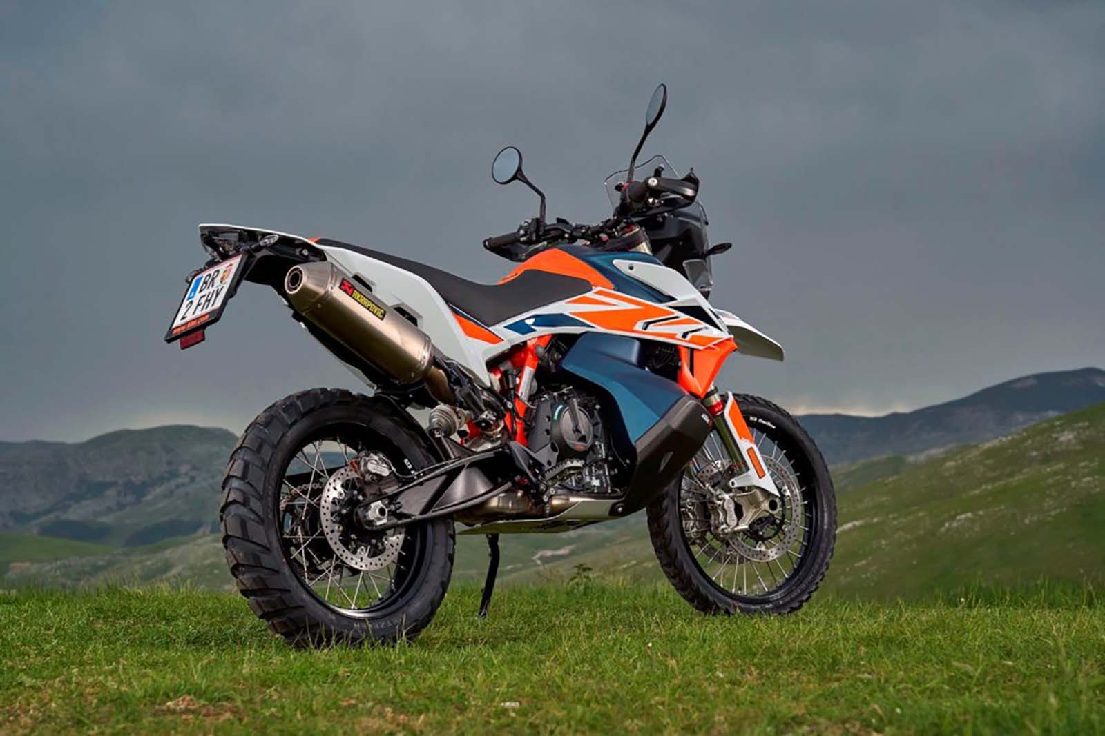 Представлен KTM 790 Adventure R Rally 2020_3