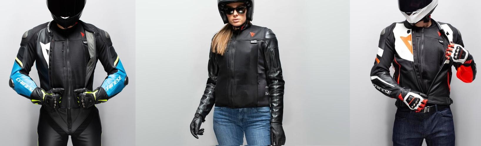 Dainese Smart Jacket - умный Airbag для всех_2