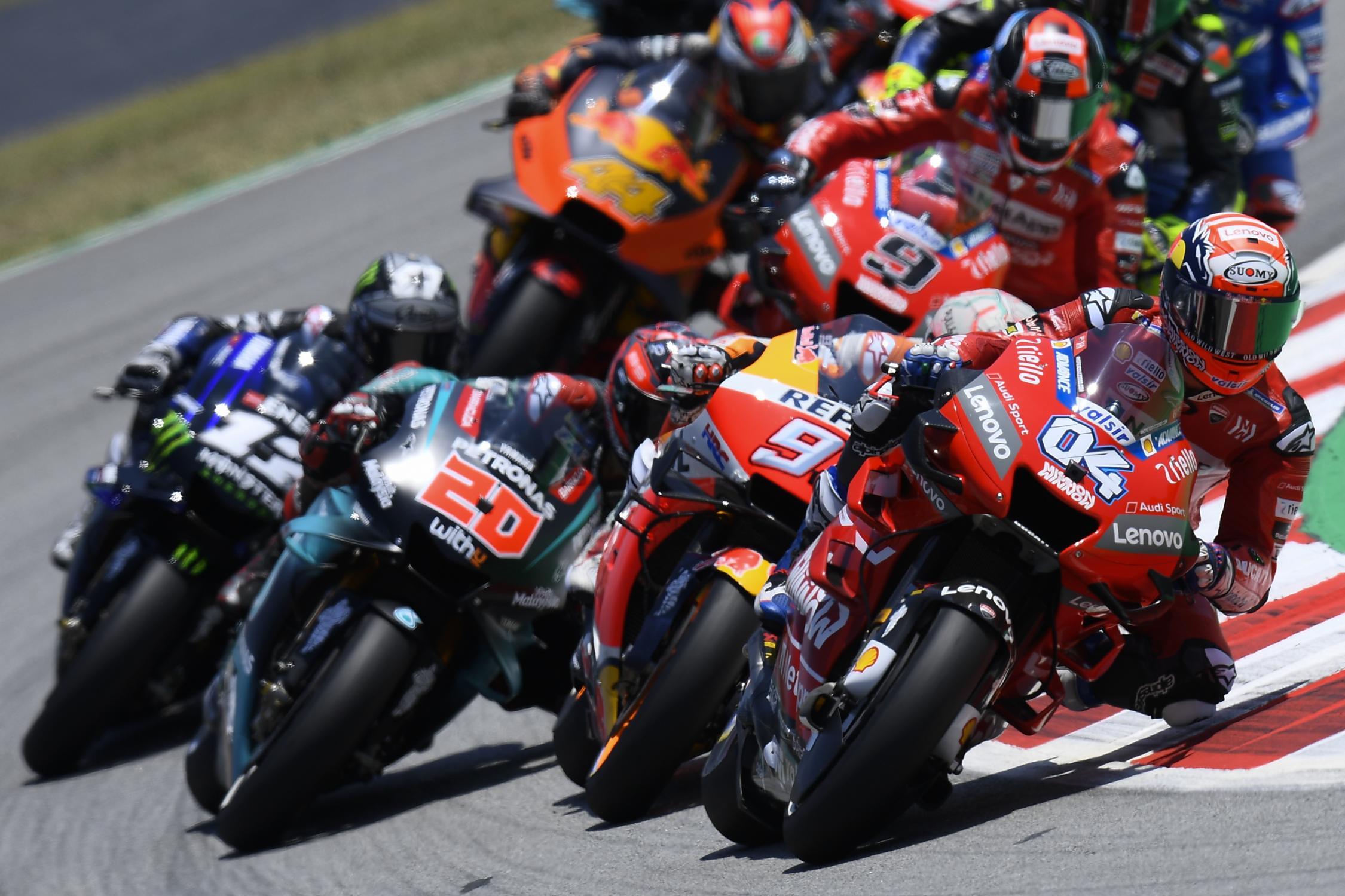 MotoGP 2019: Результаты Гран-При Каталонии