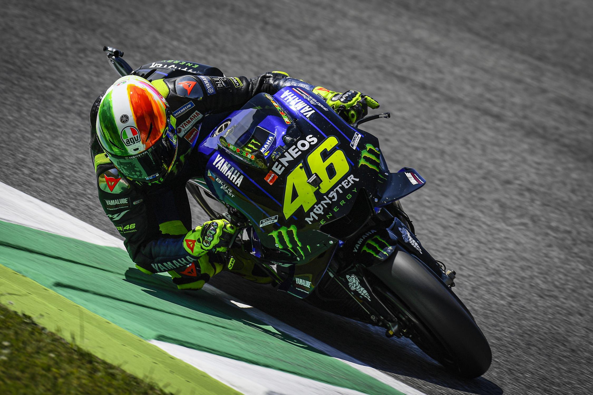 Rossi Mugello GP 2019