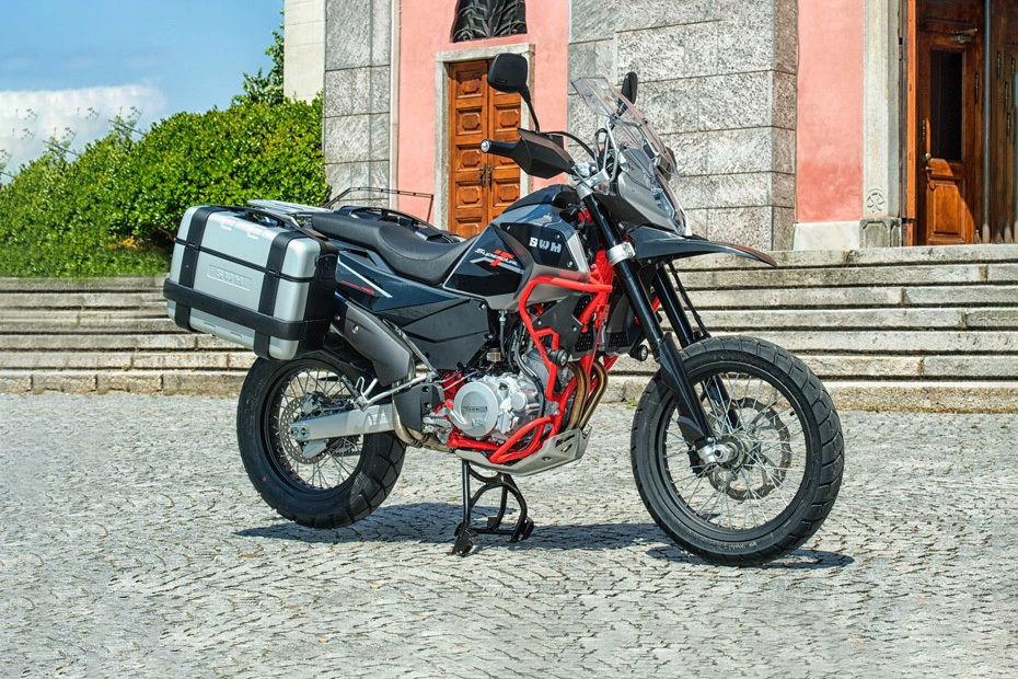 Итальянские мотоциклы SWM