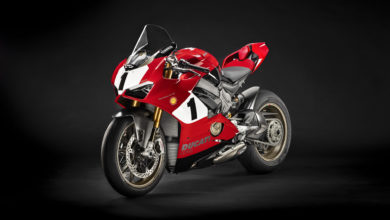 Представлен Ducati Panigale V4 25° Anniversario