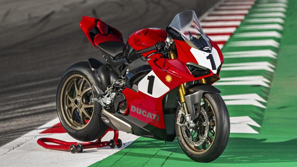 Ducati Panigale V4 25° Anniversario