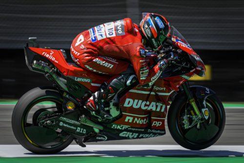 MotoGP 2019: Результаты Гран-При Голландии (Ассен) Довициозо