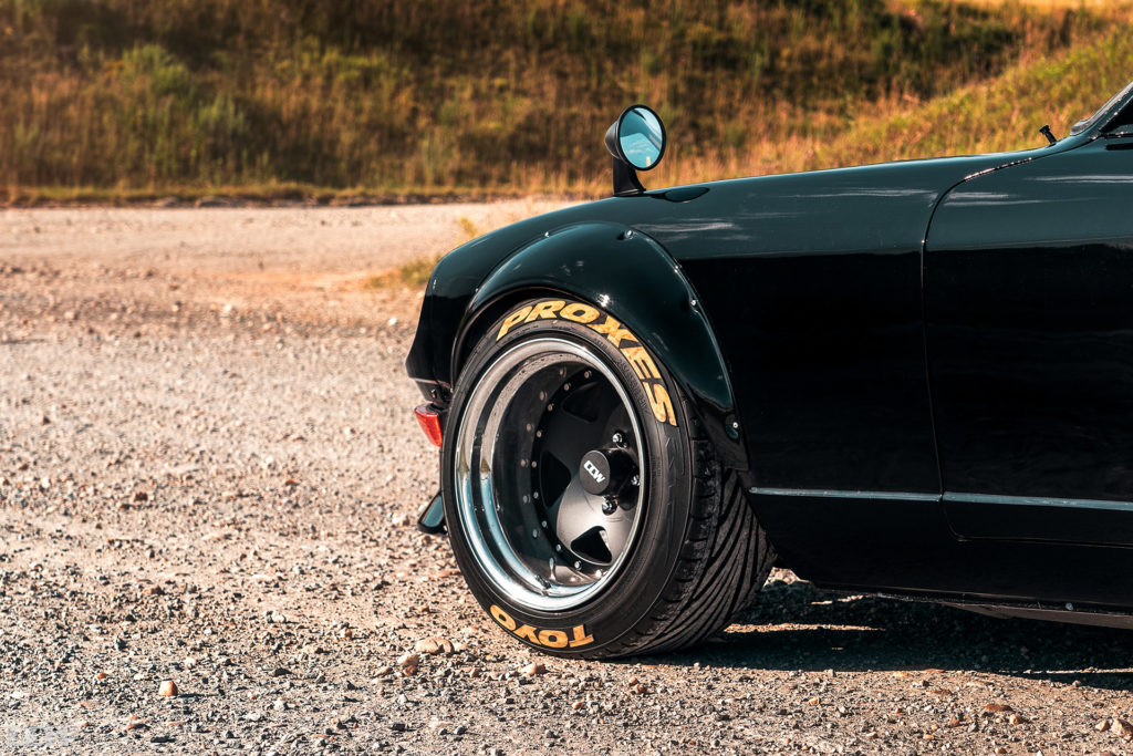 Datsun 240Z от CCW Wheels прячет под капотом 600 л.с.