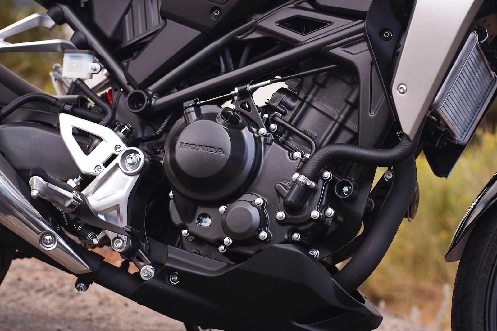 Honda отзывает CB300R, CRF250L и т.д. из-за проблем с КПП