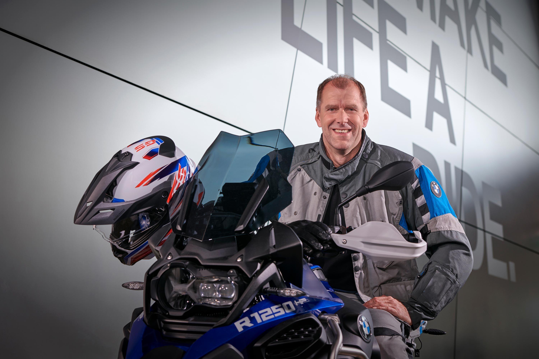 Кристоф Лишка новый глава по развитию BMW Motorrad
