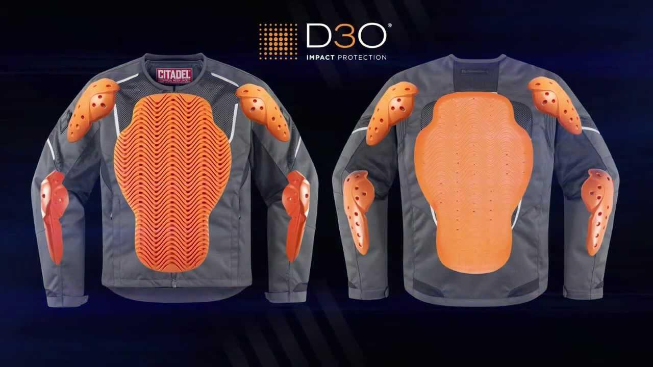 Защита D3O