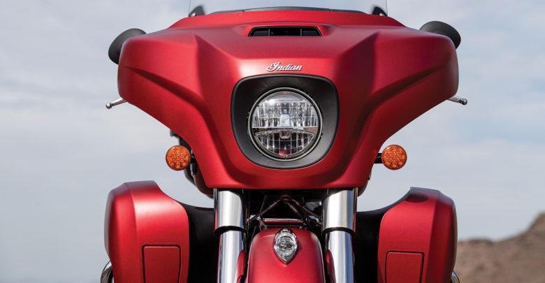 Представлены мотоциклы Indian 2020