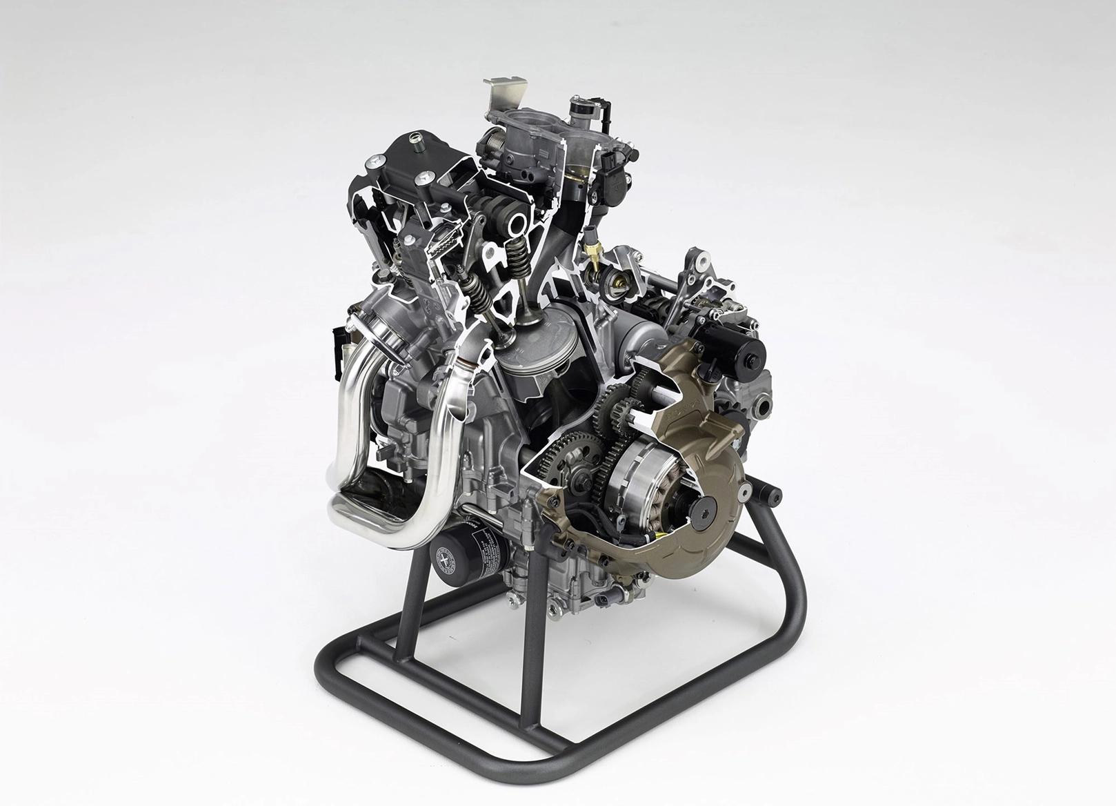 Представлен Honda Africa Twin 1100 2020