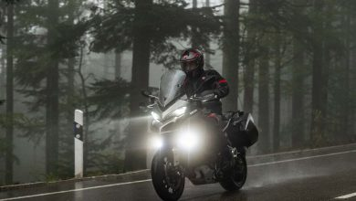 Большой турист Ducati Multistrada 1260 S Grand Tour 2020
