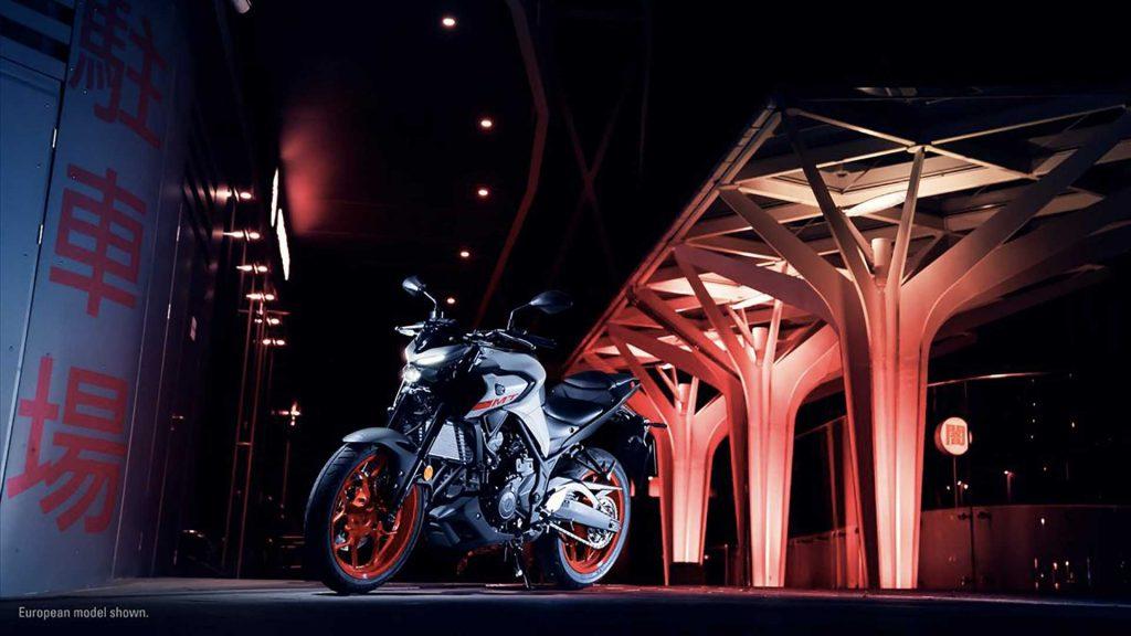 Представлен Yamaha MT-03 2020!