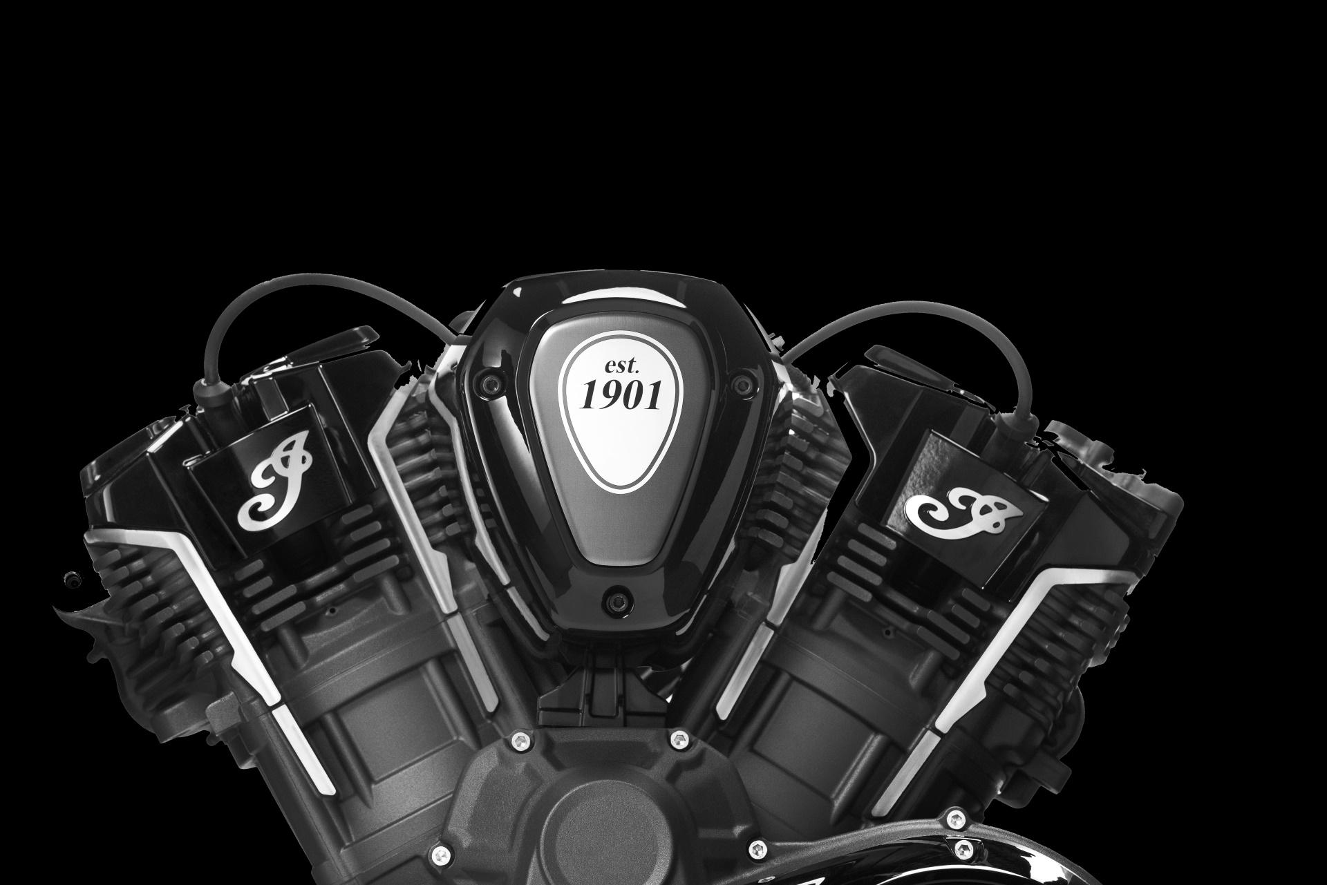 Представлен новый V-Twin Indian Motorcycle Power Plus