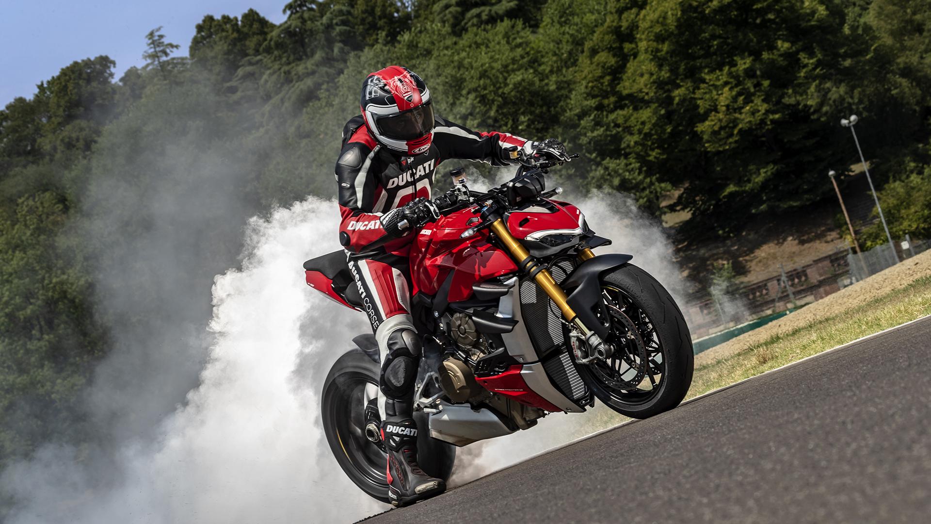Представлен Ducati Streetfighter V4 / V4S 2020