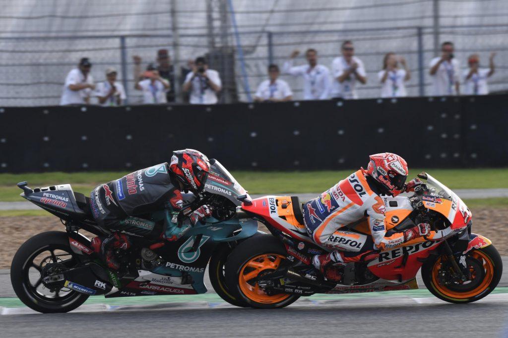 MotoGP 2019: Гран При Таиланда, Бурирам