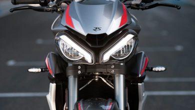 Представлен обновленный Triumph Street Triple RS 2020
