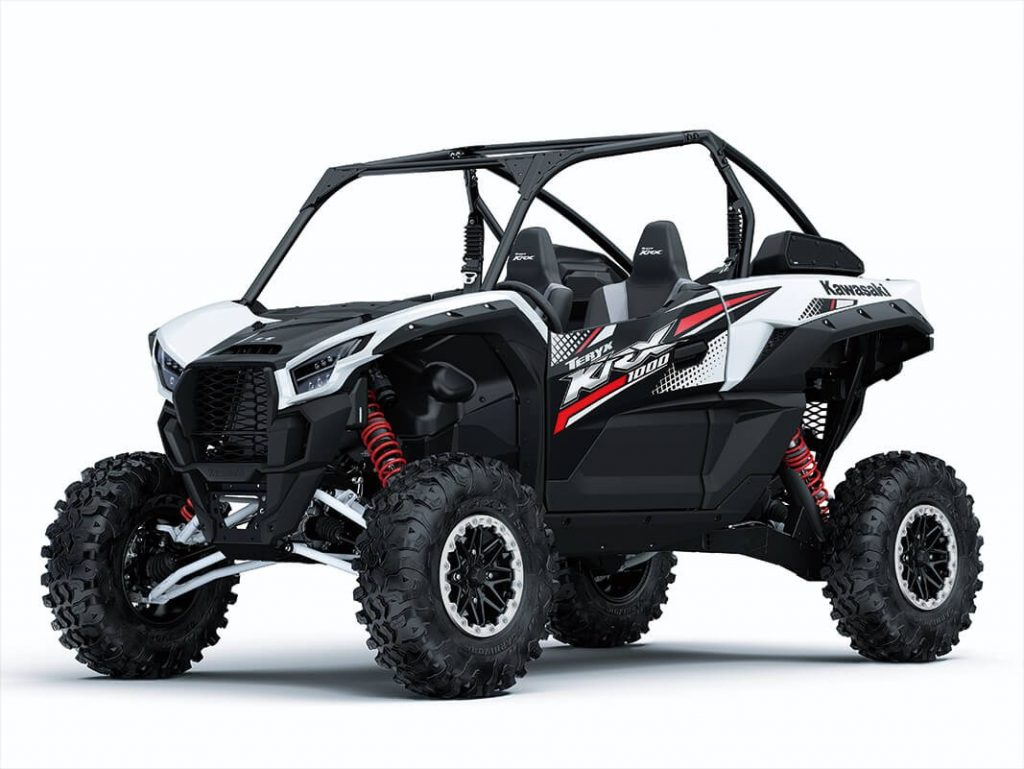 Представлен спортивный Kawasaki Teryx KRX 1000