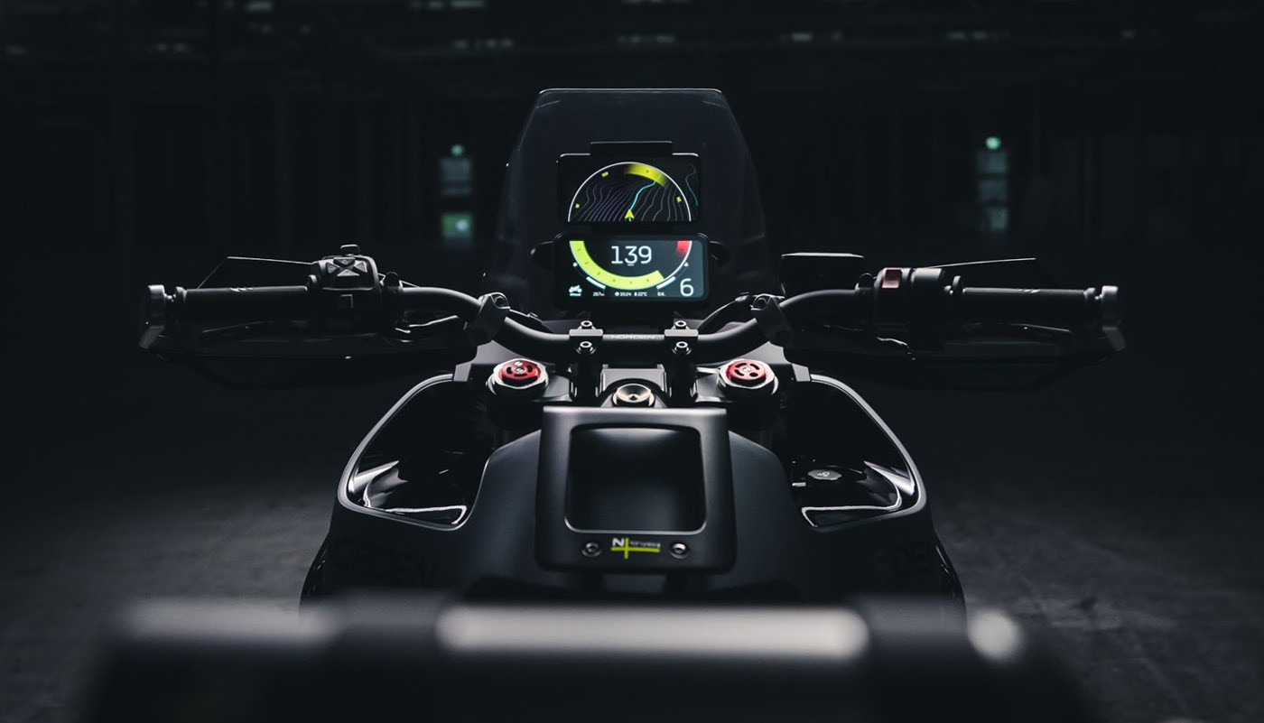 Туристический эндуро Husqvarna Norden 901 2021