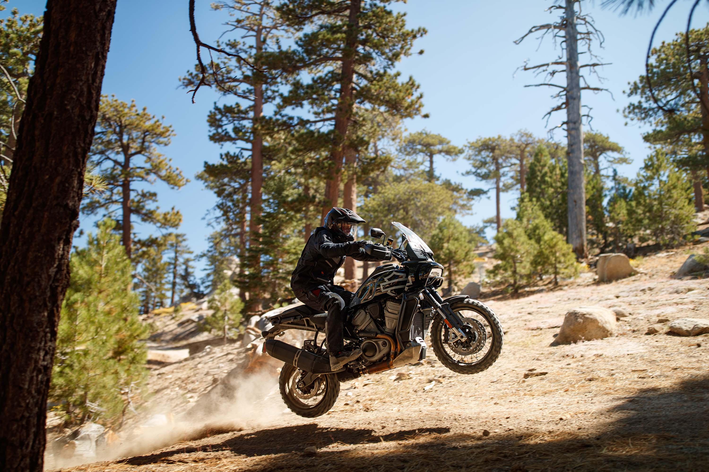 Harley-Davidson Pan America 2021