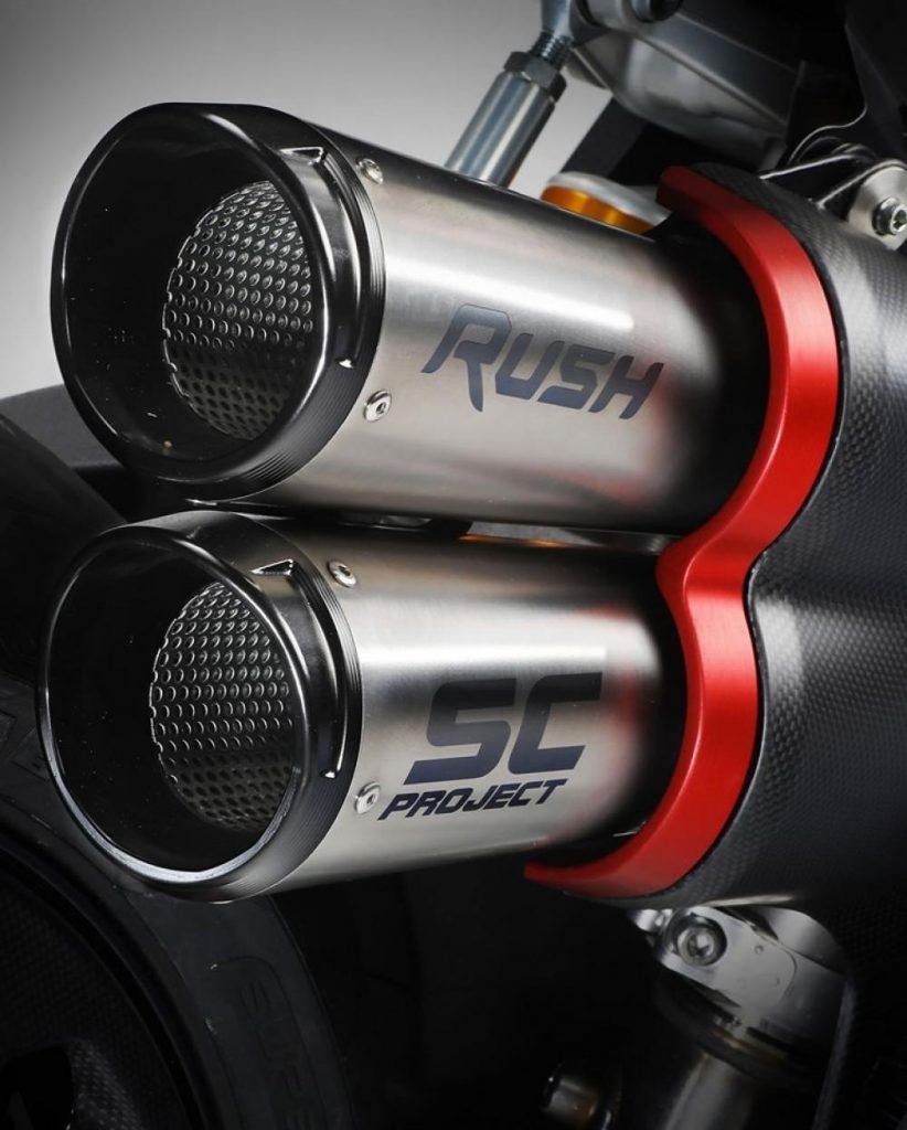 MV Agusta Rush 1000 2020