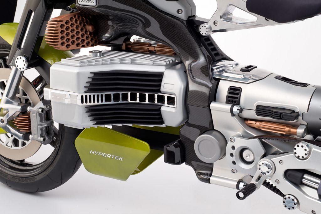 Электроцикл BST HyperTEK за 80000$