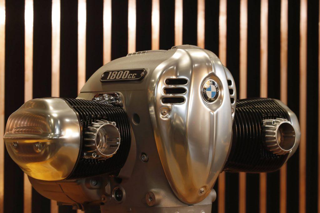 Новый двигатель BMW 1800 Big Boxxer