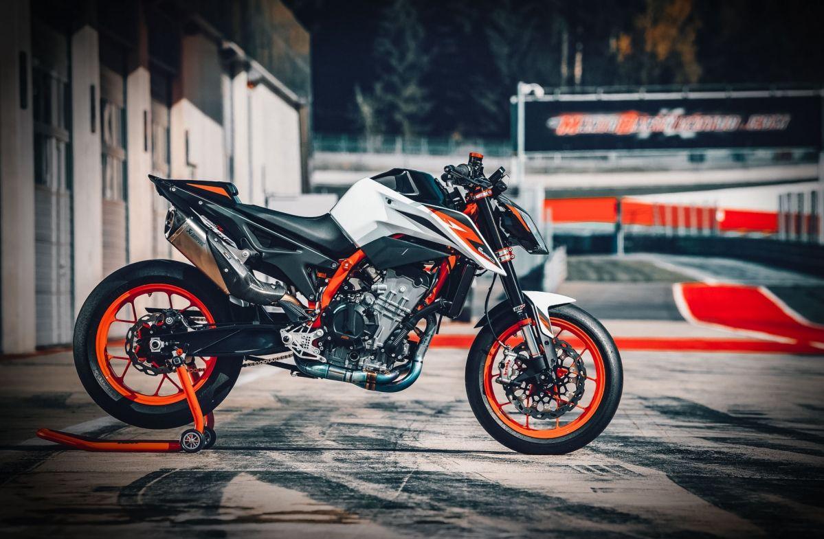 Мотоциклы KTM будут производить в Китае