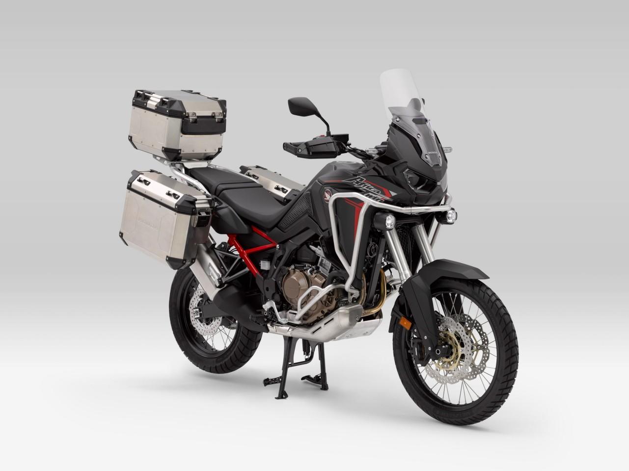 Honda объявила цены в России на Africa Twin 2020