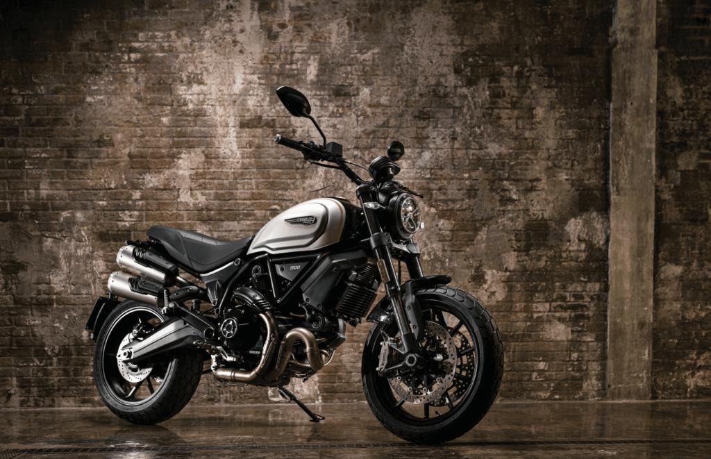 Обновленный Ducati Scrambler 1100 PRO и Sport PRO