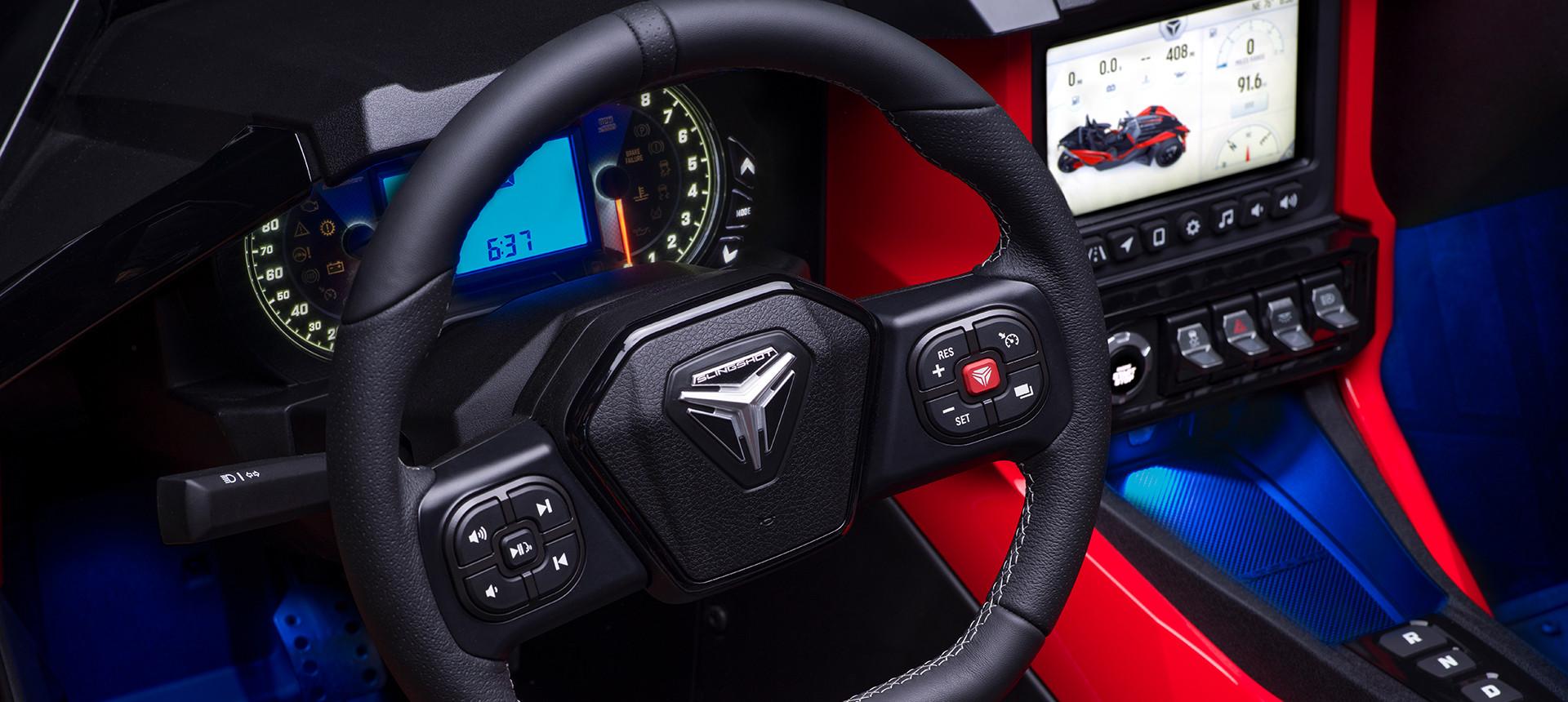 Polaris Slingshot 2020: Новый мотор 203 л.с. и АКПП