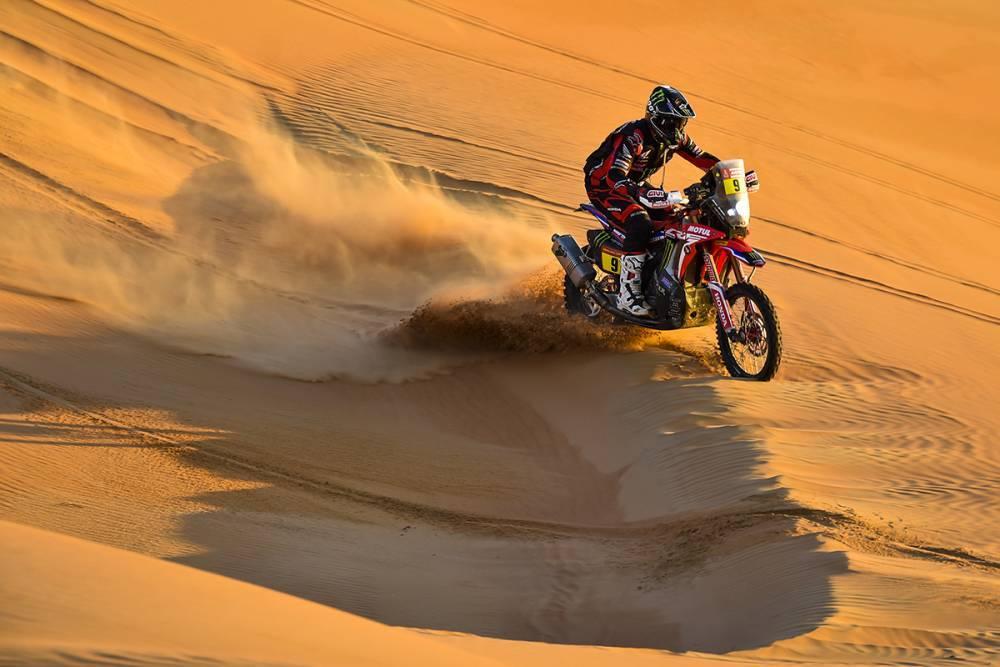 Дакар 2020: Результаты 11 этапа ( Мотоциклы, Квадроциклы)
