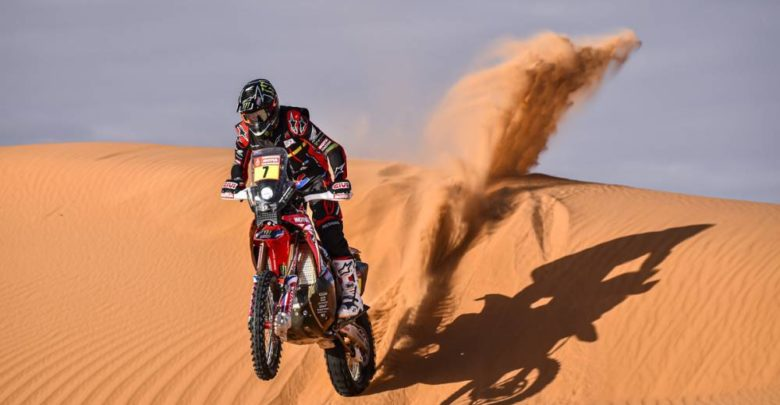 Дакар 2020: Результаты 6 этапа (Мотоциклы, Квадроциклы)