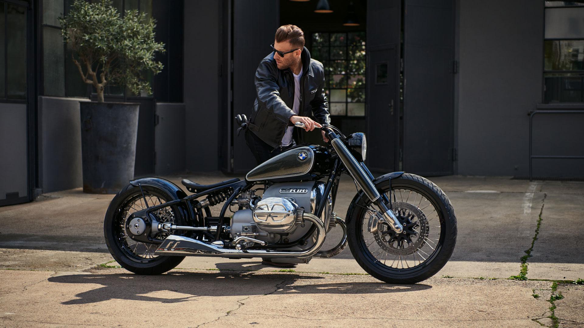 BMW Motorrad запустит прокат (шеринг) мотоциклов в РФ