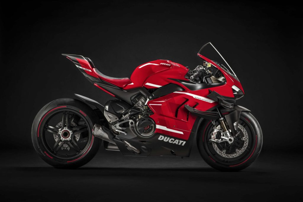 Ducati Superleggera V4 2020 | 230 л.с. за 100000$!