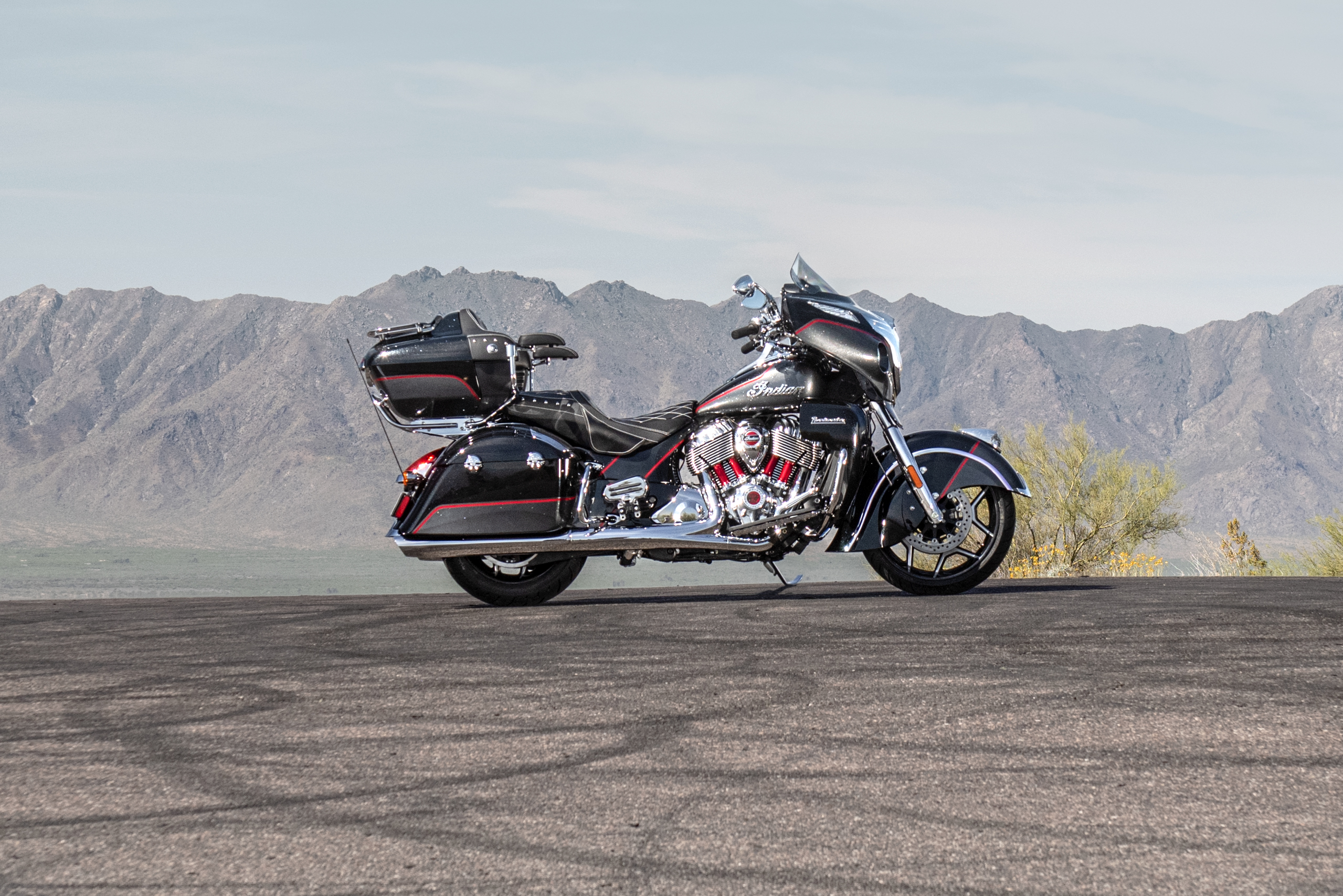 Представлен Indian Roadmaster Elite 2020