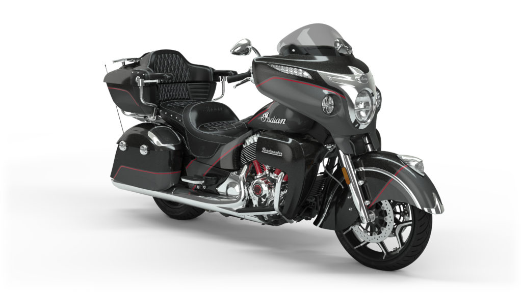 Represented Indian Roadmaster Elite 2020 for $38999!