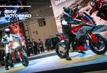 BMW Motorrad отказывается от участия в EICMA 2020
