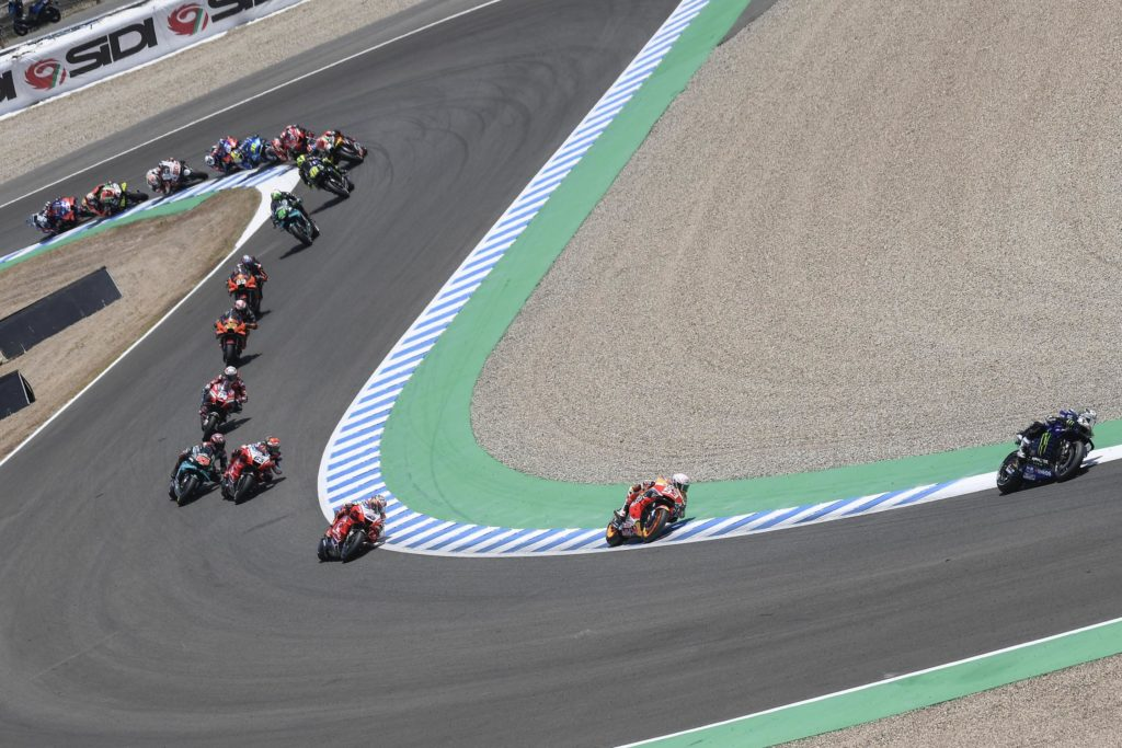MotoGP 2020: Results of the second phase (sherry)