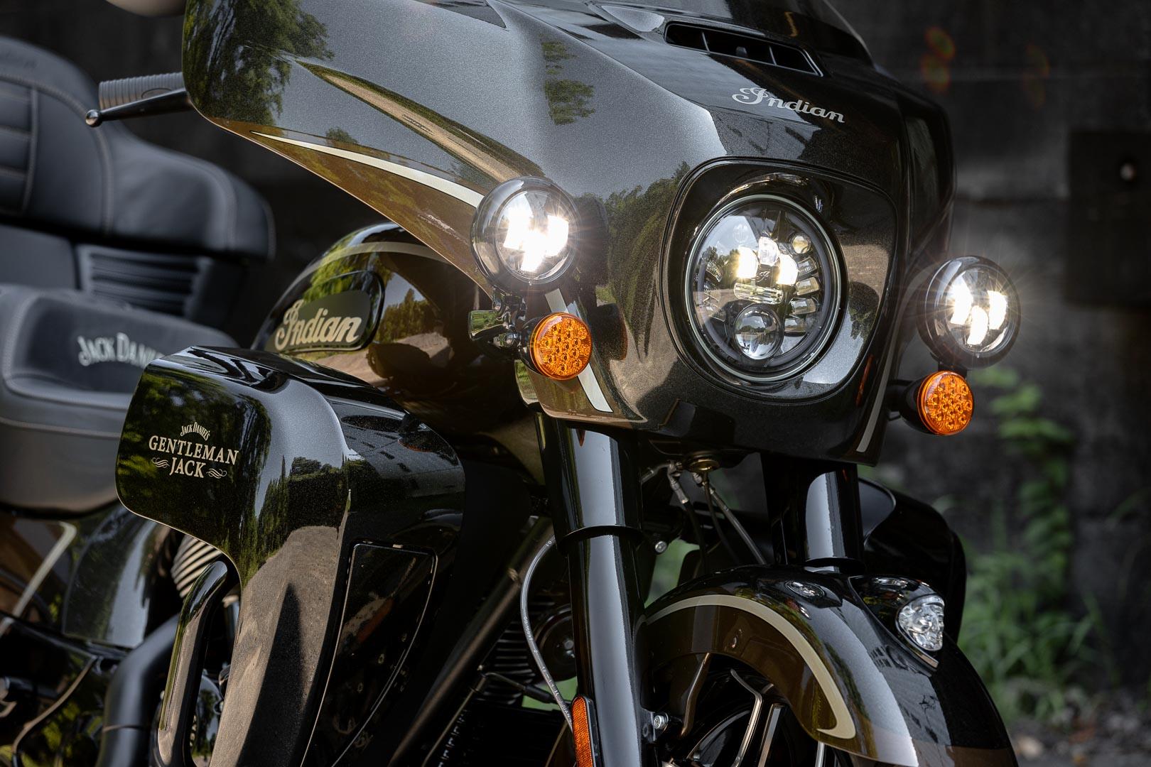 Indian Roadmaster Dark Horse Jack Daniel's Limited Edition 2021