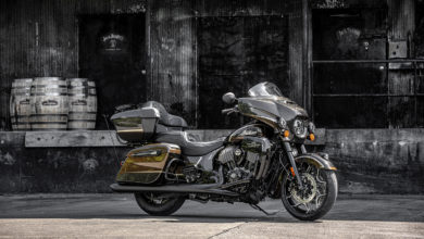 Indian Roadmaster Dark Horse Jack Daniel's Limited Edition 2021