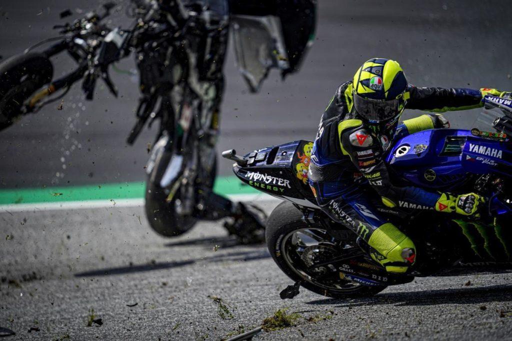 MotoGP 2020: Результаты Гран При Австрии (+видео аварии)