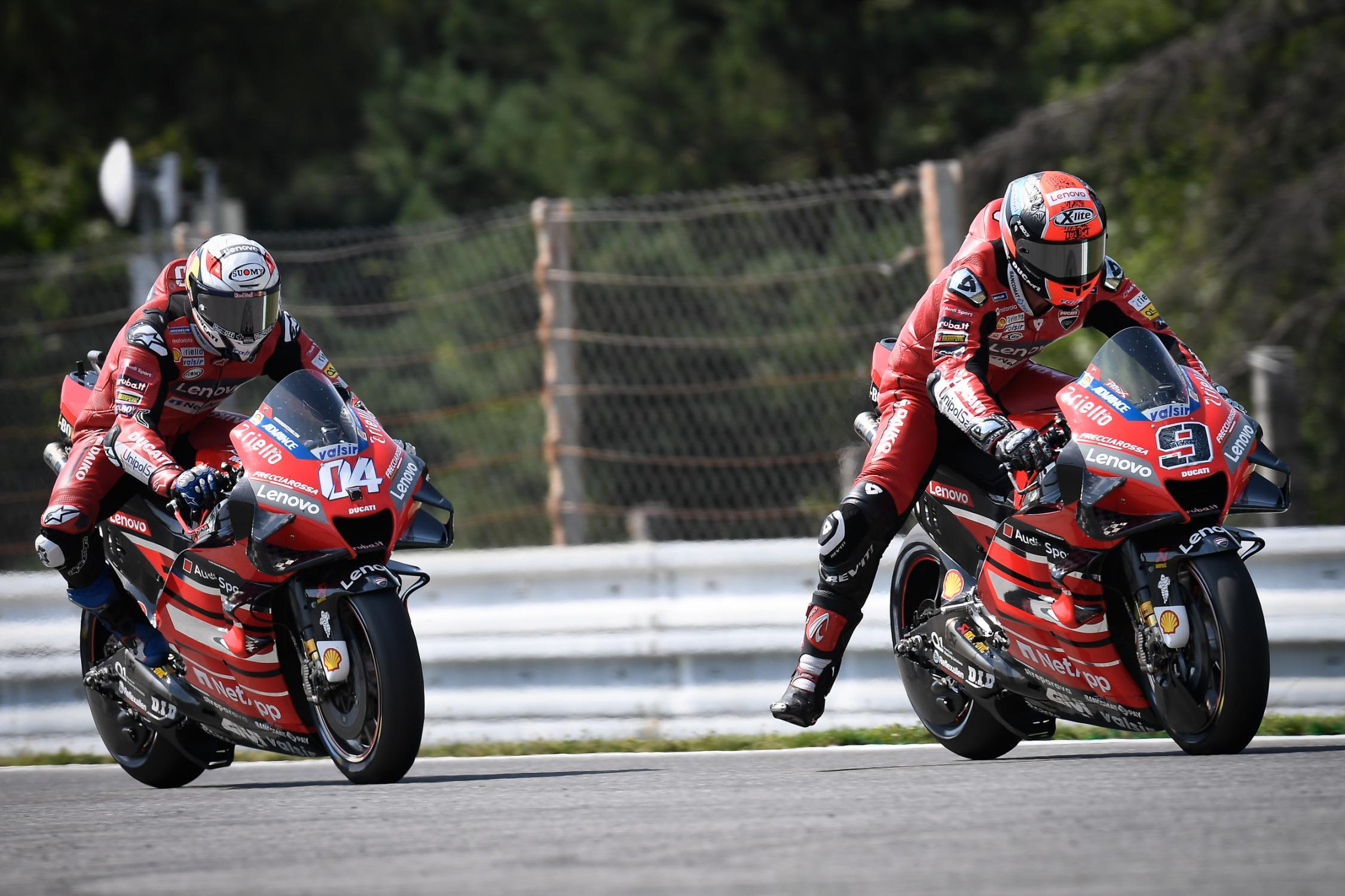 MotoGP 2020: The Results Of The Grand Prix Of Czech Republic (Brno)