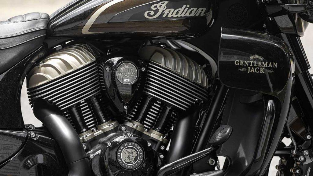 Represented Indian Roadmaster Dark Horse Jack Daniels Limited Edition 2021