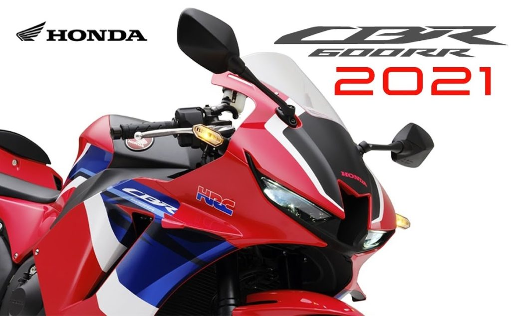 Honda is preparing a new CBR600RR 2021 (+video)