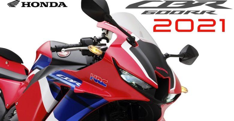 Honda готовит новый CBR600RR 2021