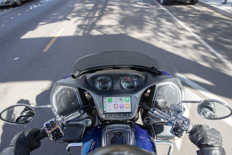 Обновление мотоциклов INDIAN 2021