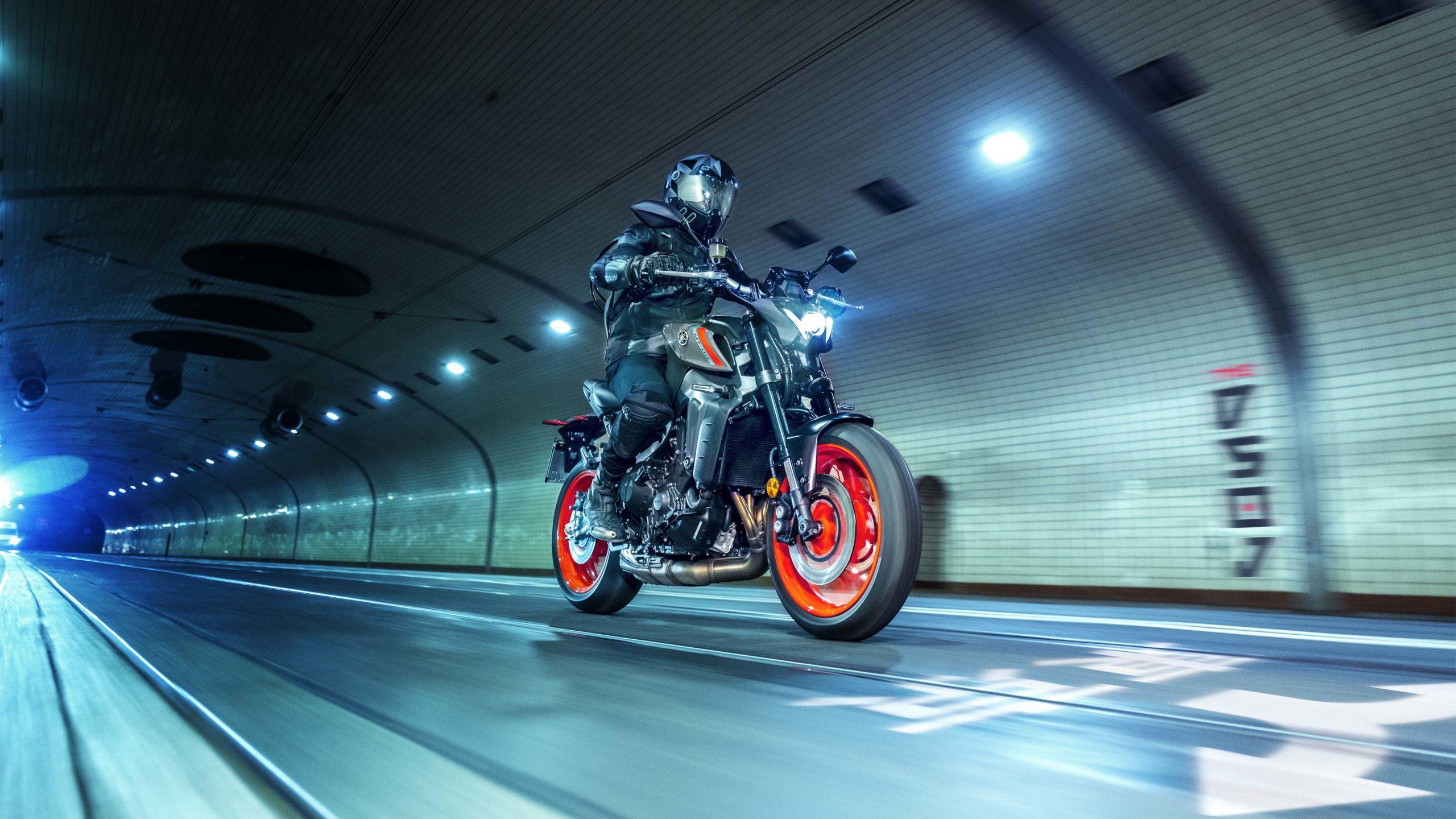 Представлен новый Yamaha MT-09 2021