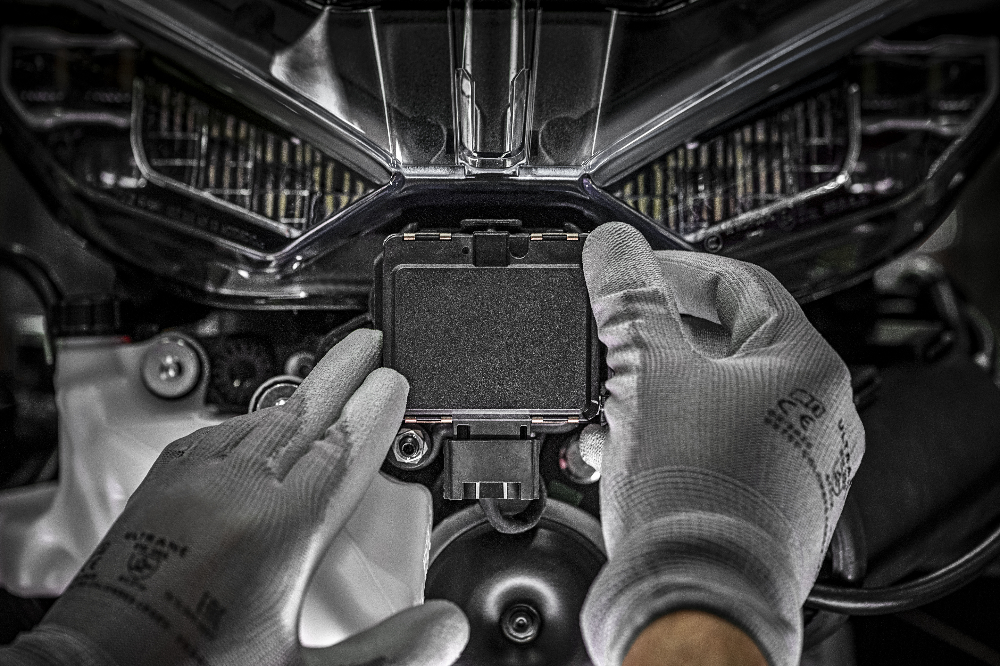 Ducati Multistrada V4 получил АДАПТИВНЫЙ круиз контроль!